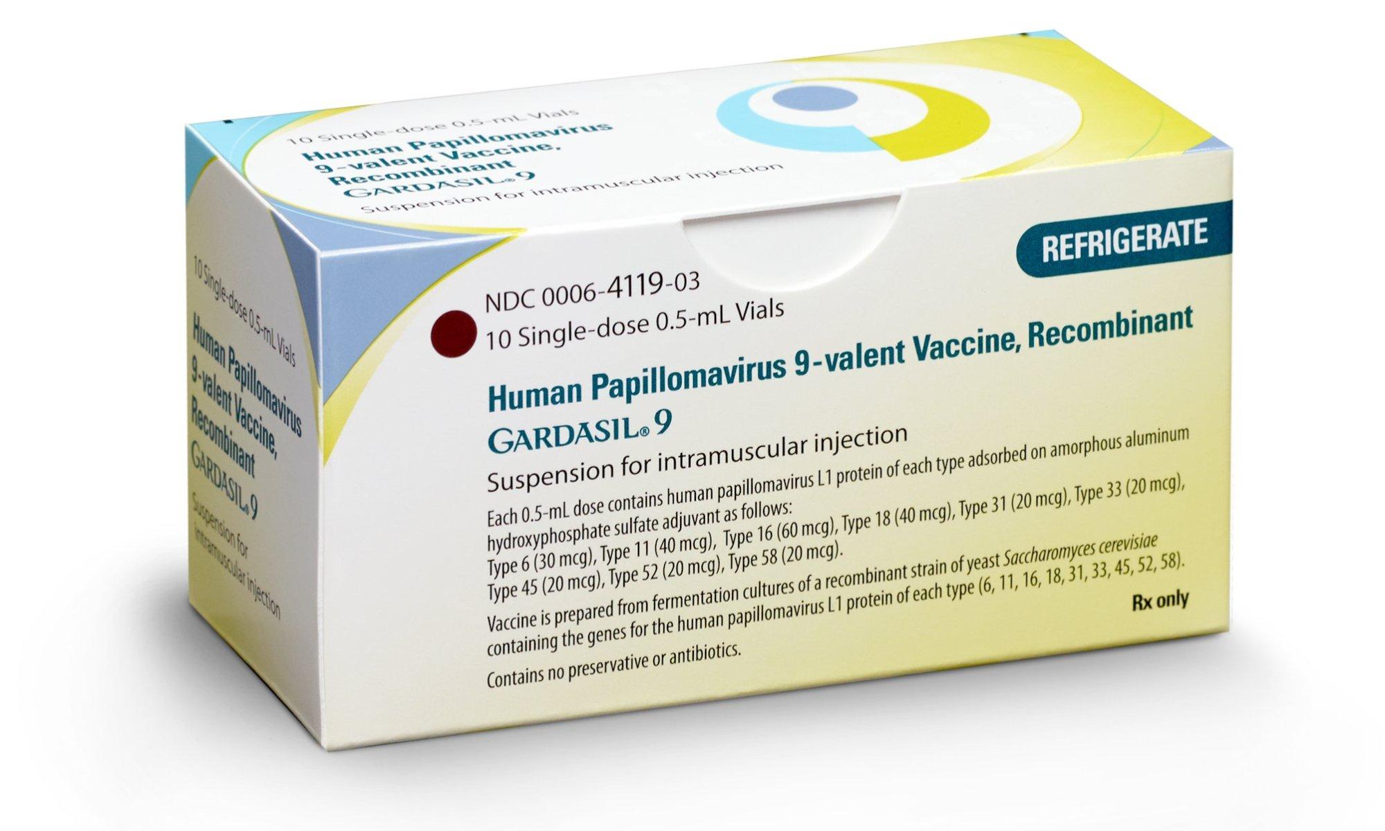 hpv és gardasil 9 helmint fertőzés okozza