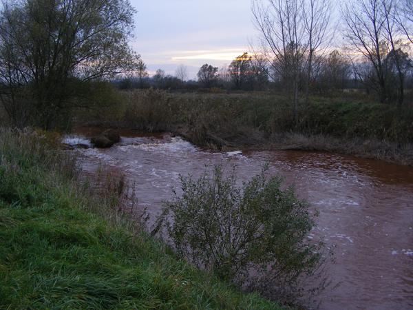 a kerek folyó regenerációja