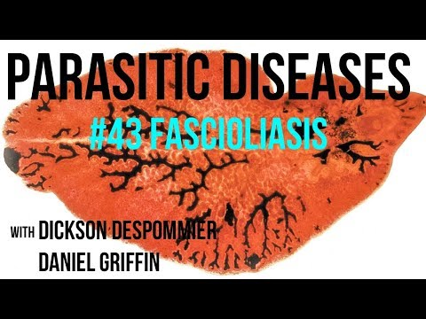 megszabadítsa a paraziták testét