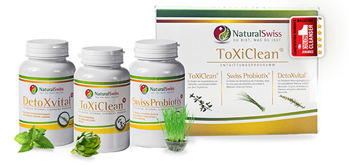 növényi méregtelenítő termékek