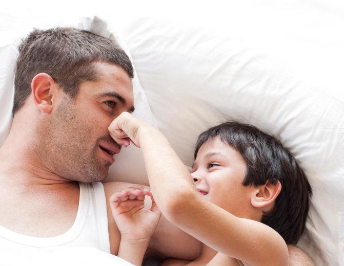 apák által elhagyott gyerekek férgek kezelésének folyamata