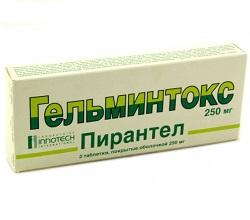 helmintox adagolás
