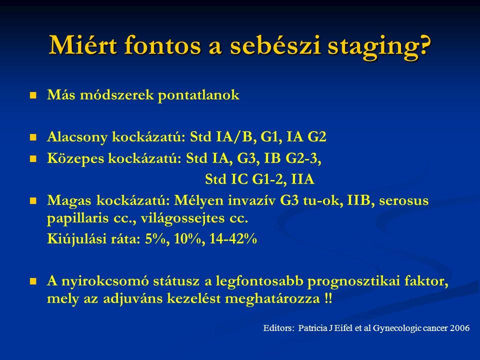 endometrium rák alacsony kockázatú