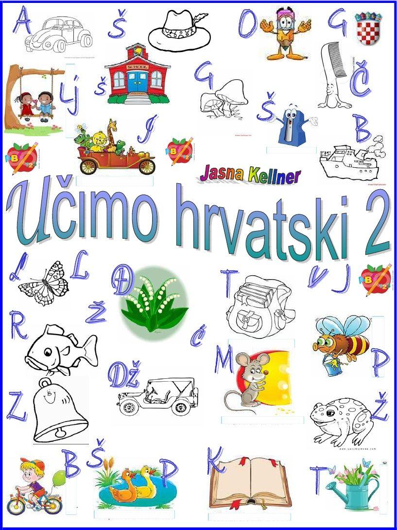 hrvatski jezik nyelvtani vjezbe