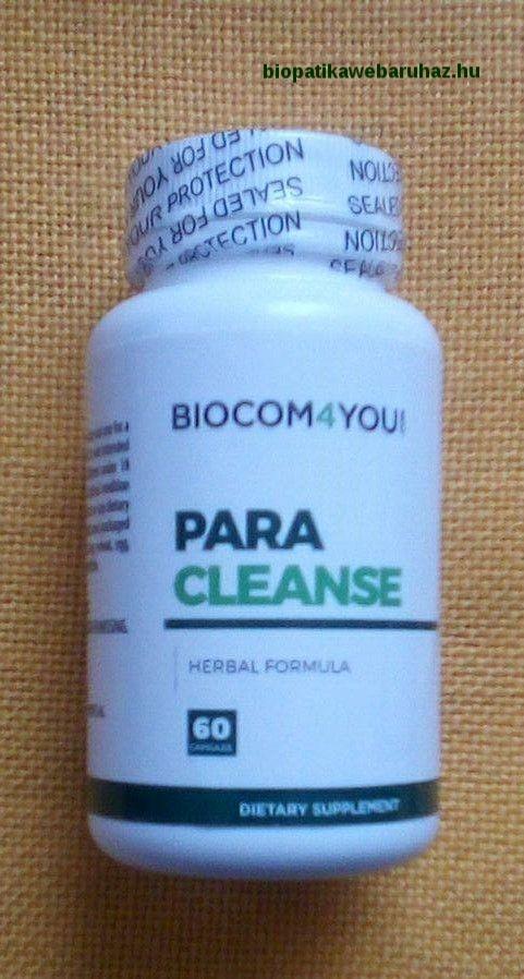 parazita paraziták nélkül zmc baktériumok